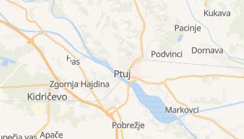 Carte en ligne de Ptuj