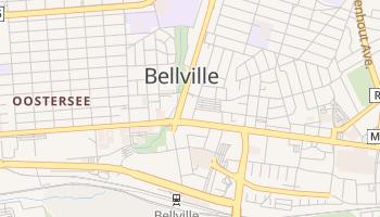 Carte en ligne de Bellville