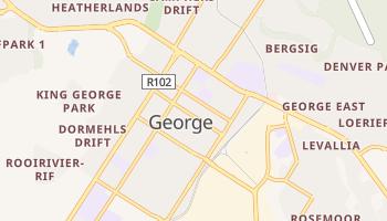 Carte en ligne de George