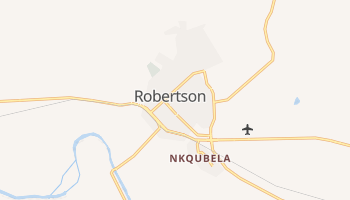 Carte en ligne de Robertson