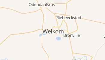 Carte en ligne de Welkom