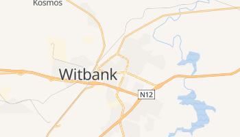 Carte en ligne de Witbank