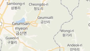 Carte en ligne de Anyang