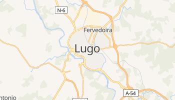 Carte en ligne de Lugo