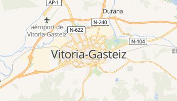 Carte en ligne de Vitória