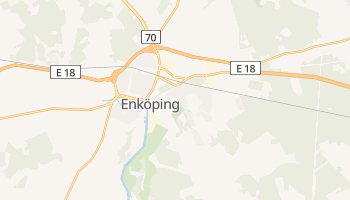 Carte en ligne de Enköping