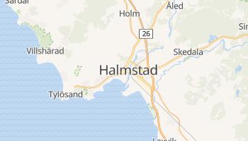 Carte en ligne de Halmstad