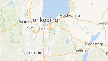 Carte en ligne de Jönköping