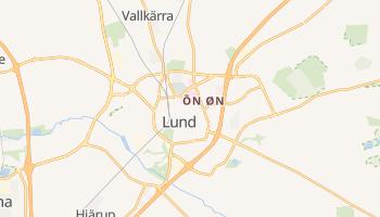 Carte en ligne de Lund