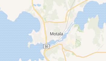 Carte en ligne de Motala