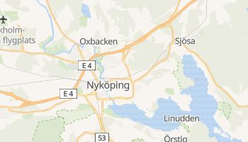 Carte en ligne de Nyköping