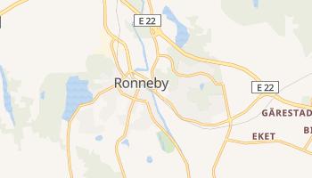Carte en ligne de Ronneby