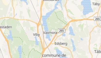Carte en ligne de Commune de Sollentuna