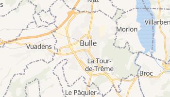 Carte en ligne de Bulle