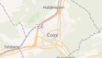 Carte en ligne de Coire