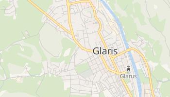 Carte en ligne de Glaris