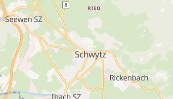Carte en ligne de Schwytz