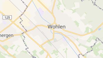 Carte en ligne de Wohlen