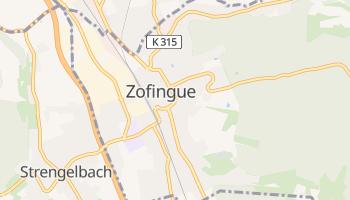 Carte en ligne de Zofingue
