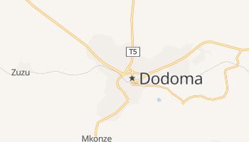 Carte en ligne de Dodoma
