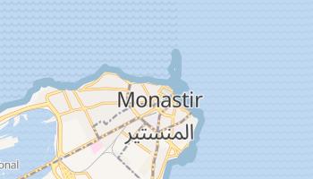 Carte en ligne de Monastir
