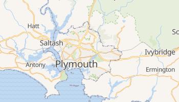 Carte en ligne de Plymouth