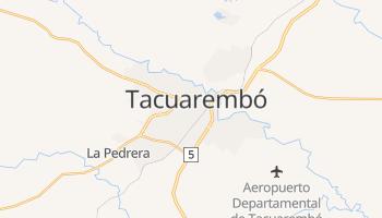 Carte en ligne de Tacuarembó
