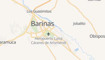 Carte en ligne de Barinas