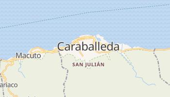 Carte en ligne de Caraballeda