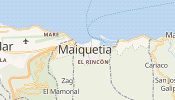 Carte en ligne de Maiquetía