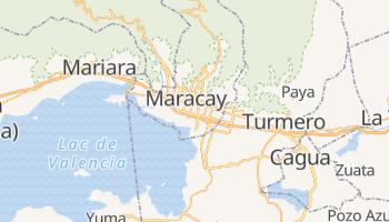 Carte en ligne de Maracay