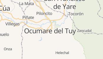 Carte en ligne de Ocumare del Tuy