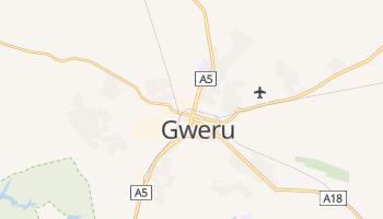 Carte en ligne de Gweru