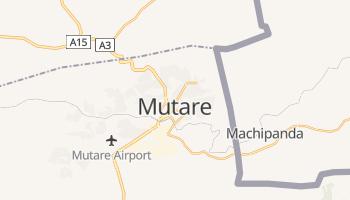 Carte en ligne de Mutare