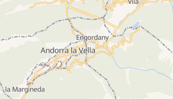 Mappa online di Escaldes