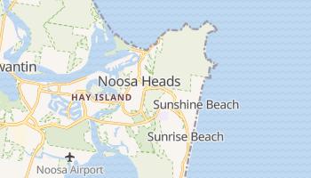 Mappa online di Noosa