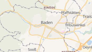 Mappa online di Baden