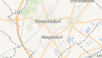Mappa online di Ebreichsdorf