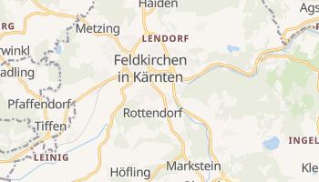 Mappa online di Feldkirchen