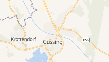 Mappa online di Güssing