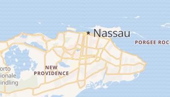 Mappa online di Nassau