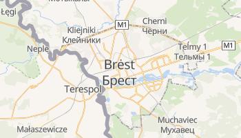 Mappa online di Brest