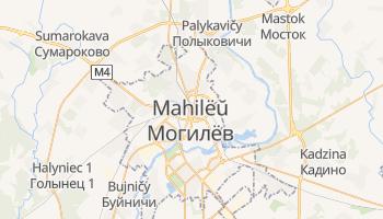 Mappa online di Mahilëŭ