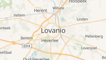 Mappa online di Lovanio