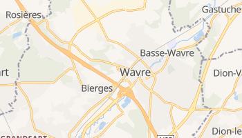 Mappa online di Wavre