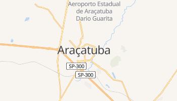 Mappa online di Araçatuba