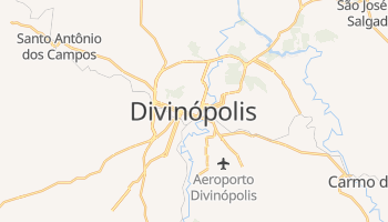 Mappa online di Divinópolis