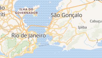 Mappa online di Niterói