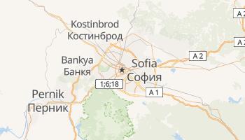 Mappa online di Sofia