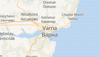 Mappa online di Varna